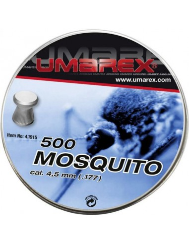 Plomb Mosquito High Quality Cal 4,5 mm 500 pieces