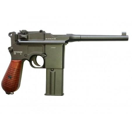 Mauser C96 FM legend CO2 4,5 mm Full Metal Blowback