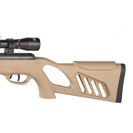SA1200 Tan Swiss Arms Scope 4X32 plomb 4,5 mm 20 J