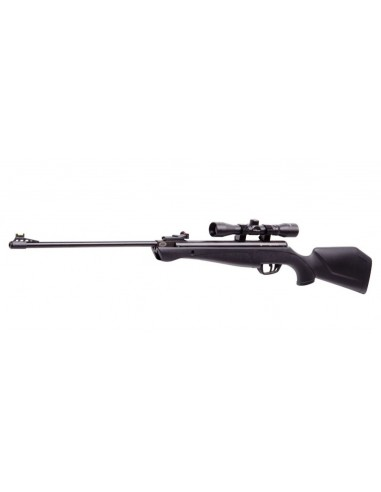 Carabine Crosman Shockwave NP Scope 4X32 plomb 4,5 mm 20 J
