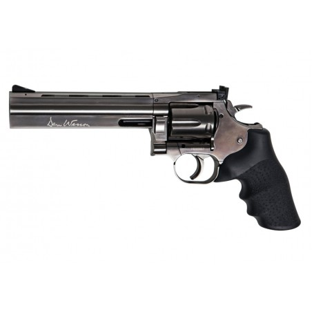 Dan Wesson 715 6'' Steel Grey GNB 3j CO2 4,5mm