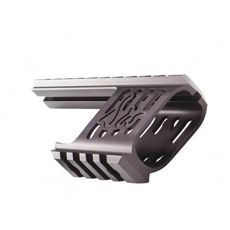 Rail de montage pour Dan Wesson 715 Steel Grey
