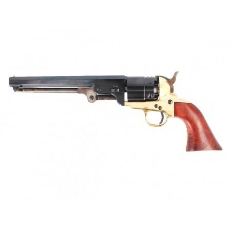 Revolver 1851 Navy Confederate Poudre Noire CAL 44