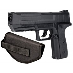 P15B Full Metal Blowback avec Holster Crosman 4,5mm