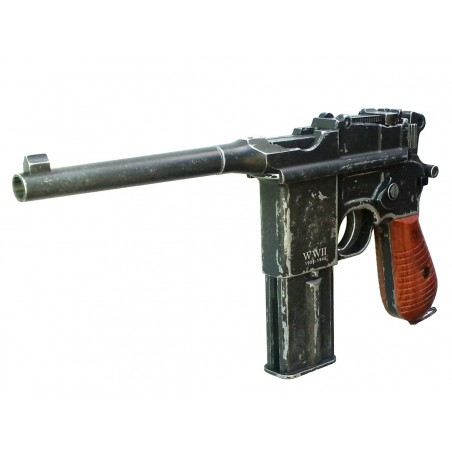 Mauser M712 WWII Limited Edition Full Auto CO2 4,5 mm Full Metal Blowback