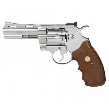 Colt Python 357 Magnum 4 Pouces Chrome GNB CO2 4,5mm