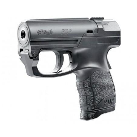 Walther PDP Noir avec Spray Detectable UV