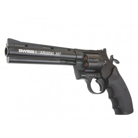 Python 357 Magnum Swiss Arms 6 Pouces GNB CO2 4,5mm