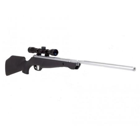 Carabine Crosman Silvershot NP Scope 4X32 plomb 4,5 mm 20 J