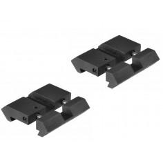 Rail Adaptateur 11 mm vers Picatinny 21 mm UTG