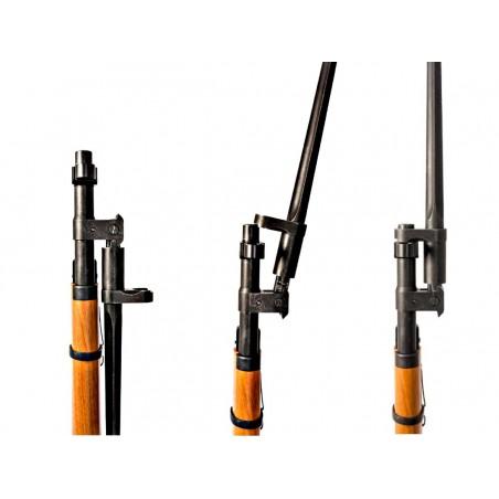 Mosin Nagant M1944 Full Metal CO2 4,5 mm billes acier