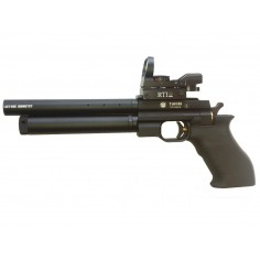 Pistolet Taichi Listone Red Dot Silencer 4,5 mm Plomb CO2