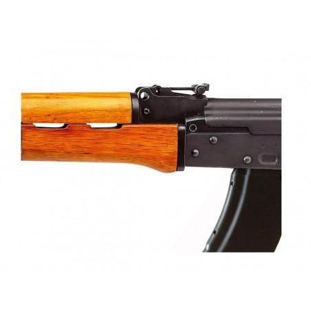 Kalashnikov AK47 Full Metal et Bois Semi Auto CO2 4,5 mm billes acier