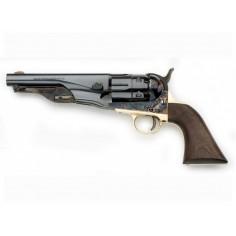Revolver Colt 1862 Pocket Police Sheriff Acier Poudre Noire CAL 44