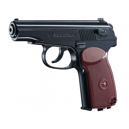 Makarov Full Metal Semi Auto Umarex CO2 4,5mm