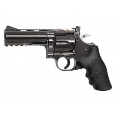 Dan Wesson 715 4'' Steel Grey GNB 3j CO2 4,5mm