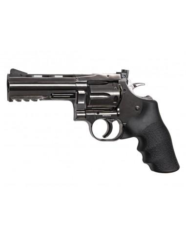 Dan Wesson 715 4'' Steel Grey GNB 3j CO2 4,5mm