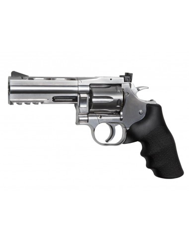 Dan Wesson 715 4'' Stainless GNB 3j CO2 4,5mm Plomb