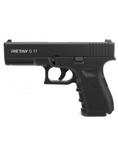 G17 Retay cal 9 mm PAK Noir
