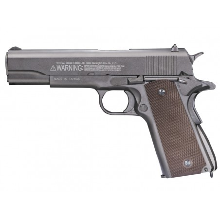 Remington 1911 RAK pistol Blowback Full Metal 4,5mm