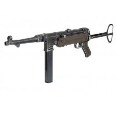 MP40 Legend Full Metal Blowback Semi et Full Auto CO2 4,5 mm billes acier