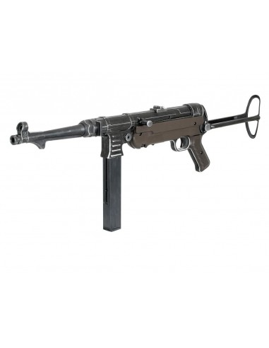 MP40 Legend Full Metal Blowback Semi et Full Auto CO2 4,5 mm billes acier