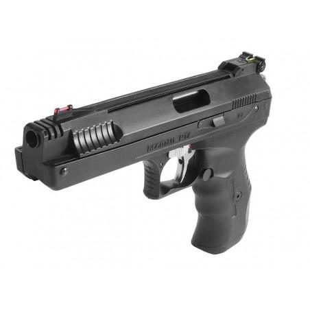Pistolet a air comprimé Beeman 2004E P17 Deluxe 4,5mm plomb