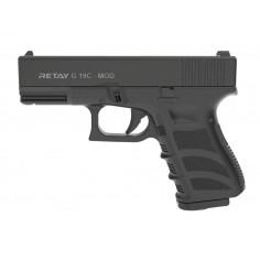 G19C Retay cal 9 mm PAK Noir
