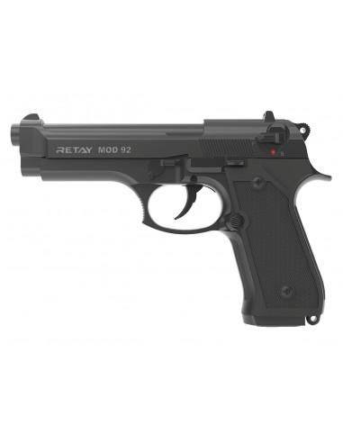 M92 FS Retay cal 9 mm PAK Noir
