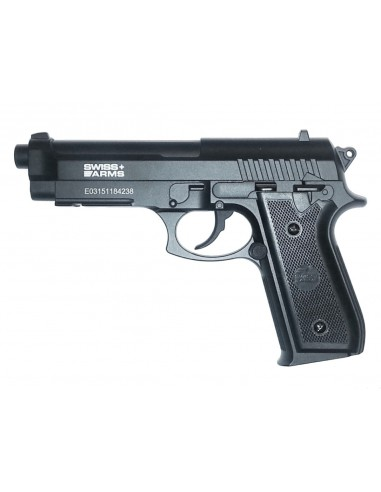 SA P92 Swiss Arms Full Metal Powerfull Version CO2 4,5mm
