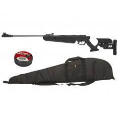 Pack Carabine TG1 Swiss Arms avec Housse et plomb 4,5 mm 20 J