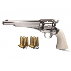 Revolver Remington Army 1875 Crosman 4,5mm BBS et Plomb