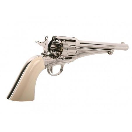 Revolver Remington Army 1875 Crosman 4,5mm BBS et Plomb
