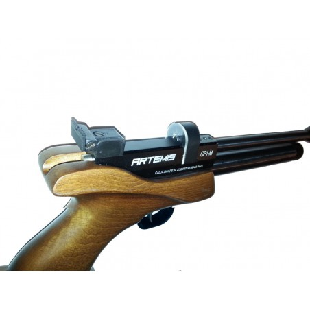 Pistolet Tir Sportif CP1 Multi coups Artemis 4,5 mm Plomb CO2