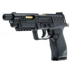 UX SA10 Pistol Metal Slide 4,5 mm Billes Acier et Plombs