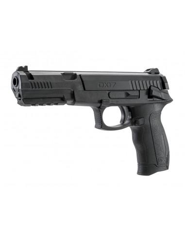 Pistolet a Plomb et Billes Acier DX17 Umarex Air Comprimé 4,5mm