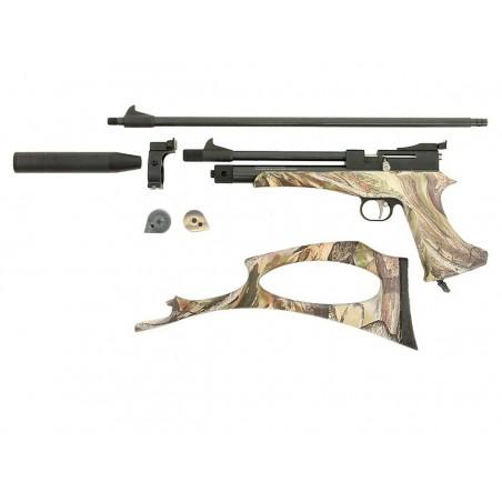 Pistolet Tir Sportif CP2 Multi coups Artemis 4,5 mm Plomb CO2