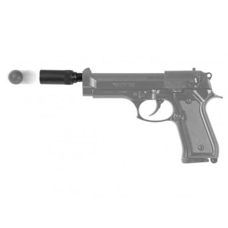 Adaptateur Self Gom Metal Retay M10X6,5 mm Cal 68
