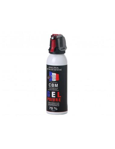 Bombe de defense impact Pro Gel Red Pepper 100 ml
