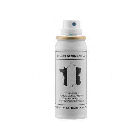 Décontaminant Neutralisant Gaz CS et Poivre 50 ml