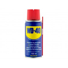 WD40 en Spray 200 ml Solvant Nettoyant Lubrifiant