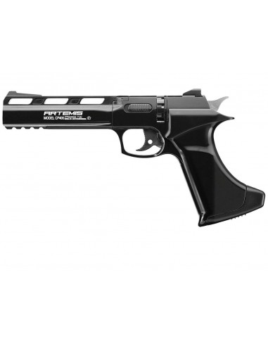 Pistolet Tir Sportif CP400 Artemis 4,5 mm Plomb CO2 8 Coups