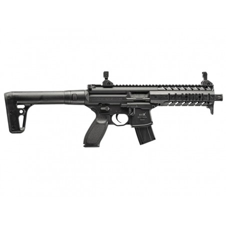 Carabine Sig Sauer MPX 4,5 mm plomb CO2 30 coups