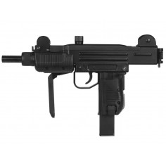 Mini Uzi co2 semi auto blowback 4.5 mm full metal