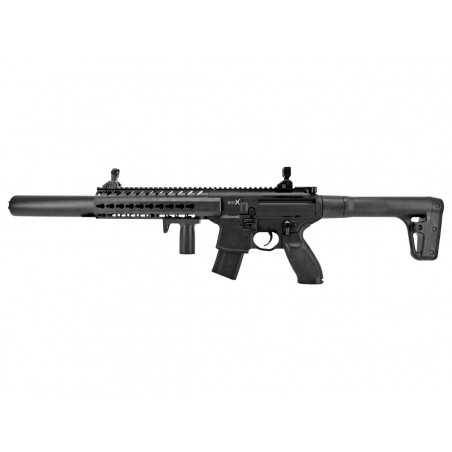 Carabine Sig Sauer MCX 4,5 mm plomb CO2 30 coups