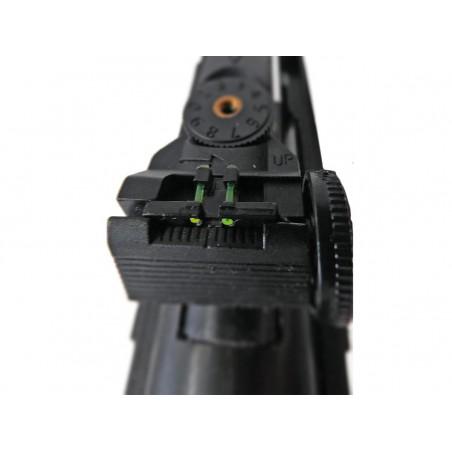 Carabine a air comprimé Artemis LB600 Max 4,5mm plomb 13 J
