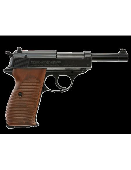 Walther P38 full metal Blowback CO2 4,5 mm billes acier