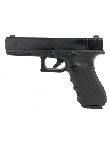 Glock 17 Gen 4 Full Metal Blowback 4,5 mm Billes Acier