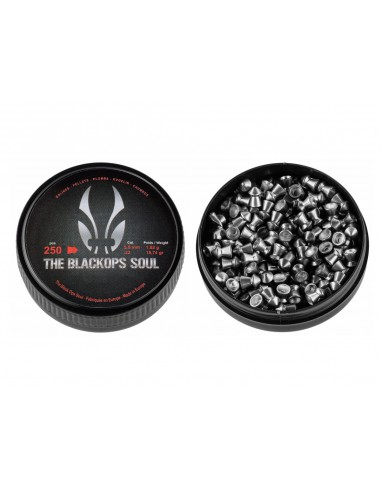 Plombs Pointus Black Ops 5,5 mm boite...
