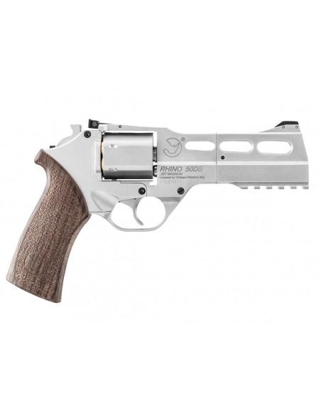 Revolver Rhino 50 DS Chiappa Full Metal CO2 4,5mm plomb 3,9 J